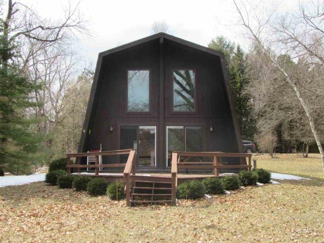 N2274 Alpine Drive, Wautoma, WI 54982 (#50180835) :: Dallaire Realty