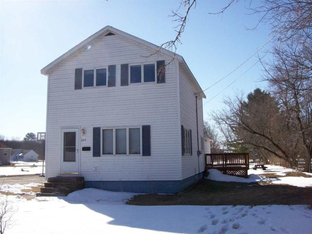 235 Mcdonald Street, Oconto, WI 54153 (#50180883) :: Dallaire Realty