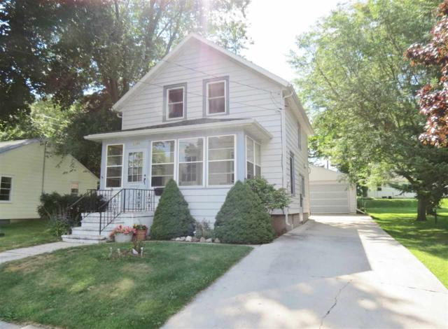 2305 Prospect Street, New Holstein, WI 53061 (#50180938) :: Dallaire Realty