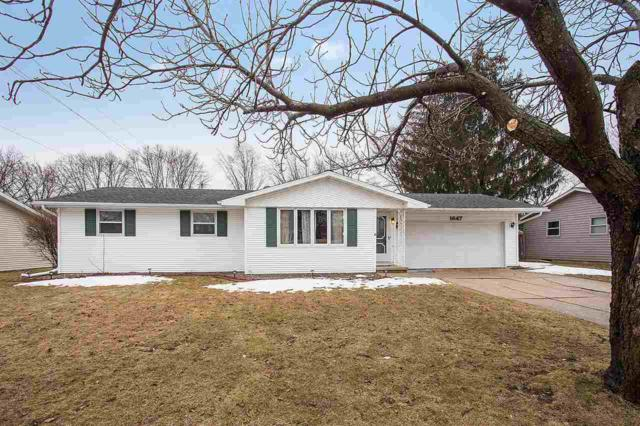 1647 Orchid Lane, Green Bay, WI 54313 (#50181197) :: Dallaire Realty