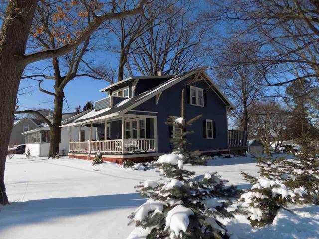 643 N 5TH Avenue, Sturgeon Bay, WI 54235 (#50181202) :: Symes Realty, LLC