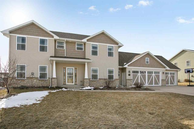 N2343 Holy Hill Drive, Greenville, WI 54942 (#50181206) :: Dallaire Realty