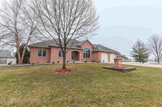 3341 Whittier Drive, Green Bay, WI 54311 (#50181246) :: Dallaire Realty