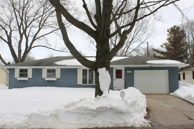 1021 Chantel Street, Green Bay, WI 54304 (#50181434) :: Dallaire Realty