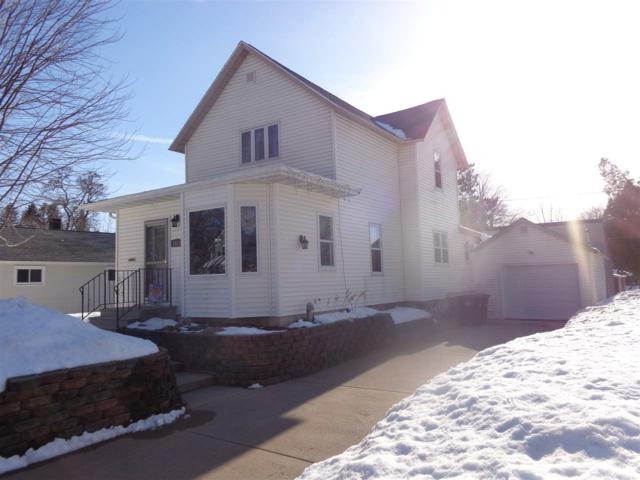 1011 S Franklin Street, Shawano, WI 54166 (#50181556) :: Dallaire Realty