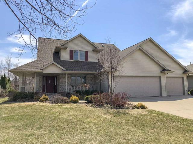 2929 Bristol Mountain Trail, Green Bay, WI 54313 (#50182294) :: Dallaire Realty