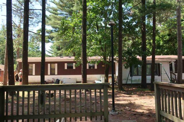 N5132 W Round Lake Road, Wild Rose, WI 54984 (#50182854) :: Symes Realty, LLC