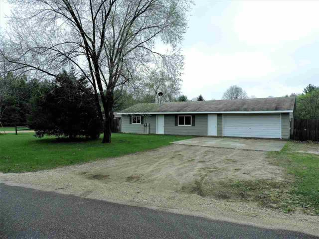 W6711 Porters Lake Road, Wautoma, WI 54982 (#50182919) :: Dallaire Realty