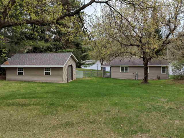 12852 W Shore Drive, Mountain, WI 54149 (#50183350) :: Symes Realty, LLC