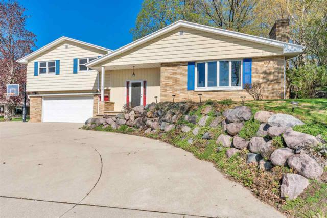 407 Skyline Boulevard, Green Bay, WI 54302 (#50183409) :: Dallaire Realty