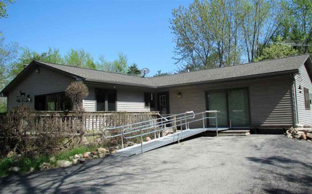 N2946 Rocky Road, Wautoma, WI 54982 (#50183570) :: Dallaire Realty