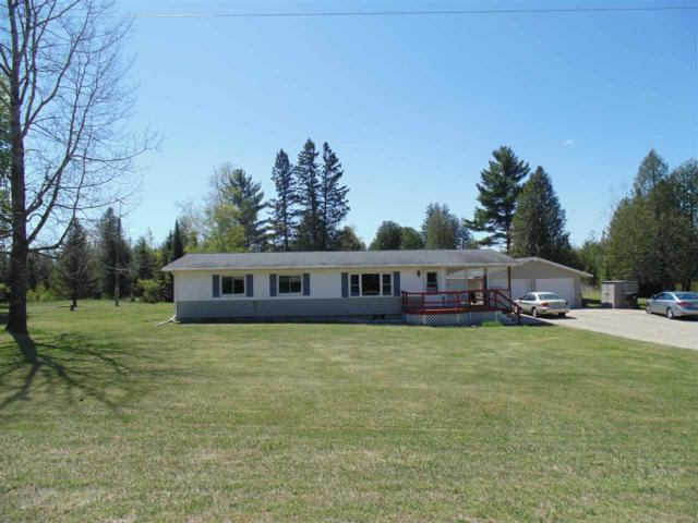 W4507 Oakwood Road, Daggett, MI 49821 (#50183886) :: Symes Realty, LLC