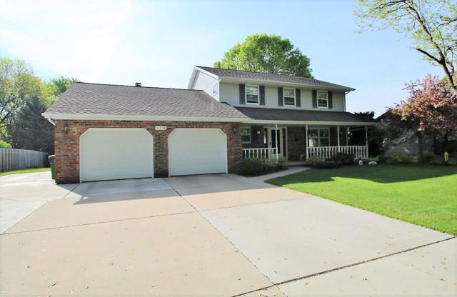 119 Crestview Lane, De Pere, WI 54115 (#50183919) :: Symes Realty, LLC