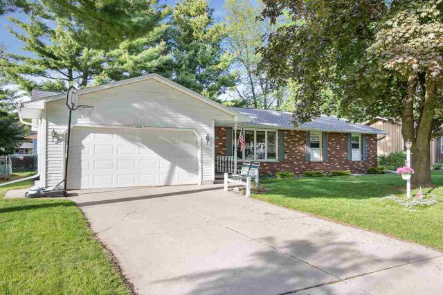 1418 Bruce Lane, Green Bay, WI 54313 (#50183937) :: Symes Realty, LLC