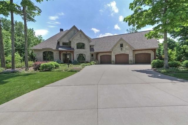 W9045 Great Oaks Lane, Hortonville, WI 54944 (#50183970) :: Dallaire Realty