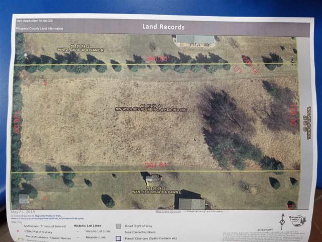 Old Mill Run, Waupaca, WI 54981 (#50184023) :: Symes Realty, LLC