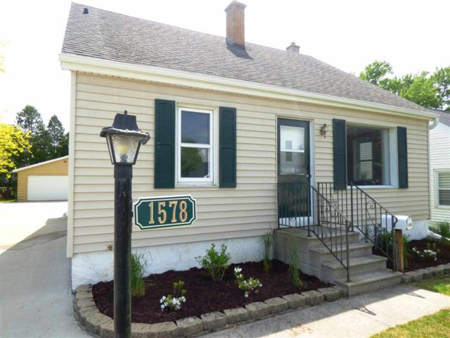 1578 Cass Street, Green Bay, WI 54302 (#50184112) :: Symes Realty, LLC