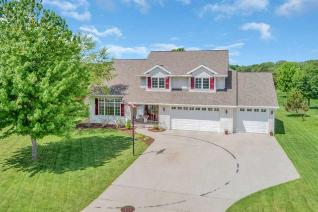 1915 Pink Dogwood Way, Green Bay, WI 54313 (#50184226) :: Dallaire Realty