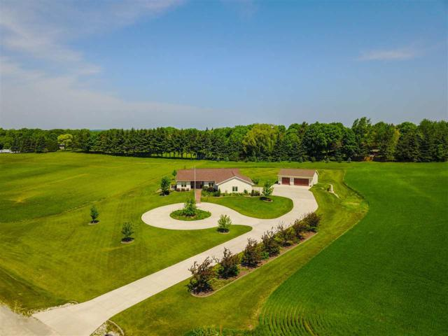 6694 Rustic Meadows Road, Pickett, WI 54964 (#50184236) :: Dallaire Realty