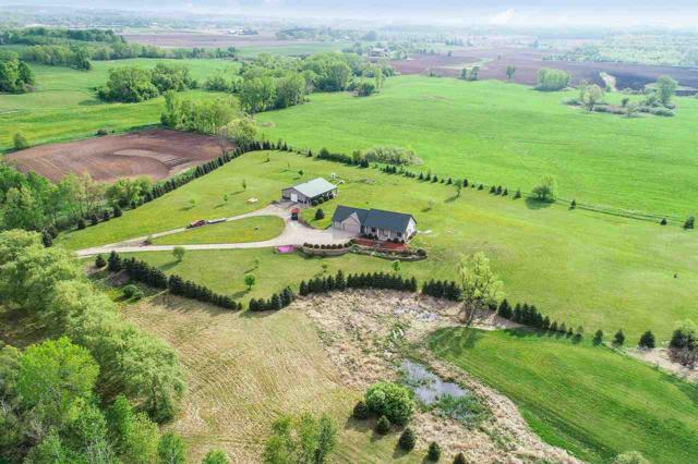 N734 Old 47 Road, Pulaski, WI 54162 (#50184315) :: Symes Realty, LLC