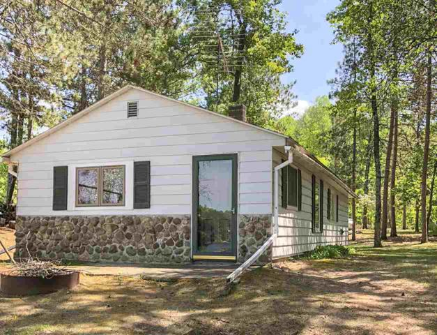 14093 S Half Moon Lake Road, Pound, WI 54161 (#50184484) :: Dallaire Realty