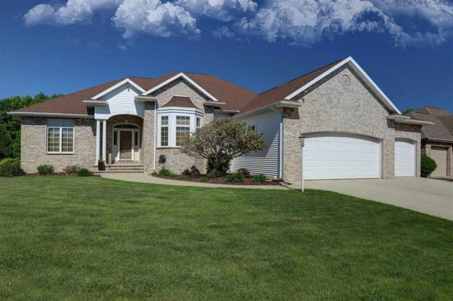 116 Edgewood Lane, Combined Locks, WI 54113 (#50184537) :: Dallaire Realty