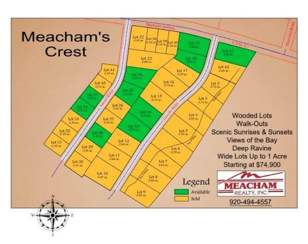 633 Lincoln Ridge, Green Bay, WI 54313 (#50184589) :: Symes Realty, LLC