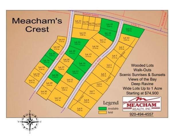 643 Lincoln Ridge, Green Bay, WI 54313 (#50184590) :: Symes Realty, LLC