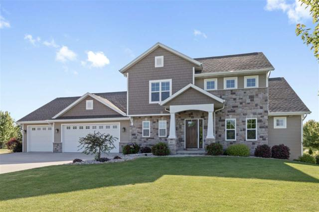 8021 Nichole Heights, Neenah, WI 54956 (#50185004) :: Symes Realty, LLC