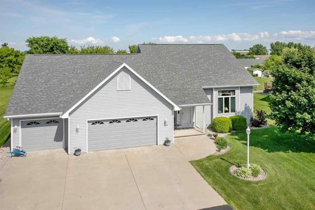 N1258 Thrush Drive, Greenville, WI 54942 (#50185057) :: Dallaire Realty
