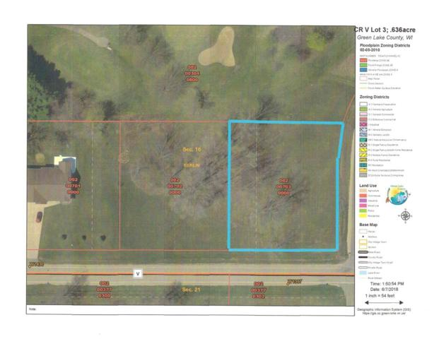 Hwy V Road, Berlin, WI 54923 (#50185160) :: Dallaire Realty