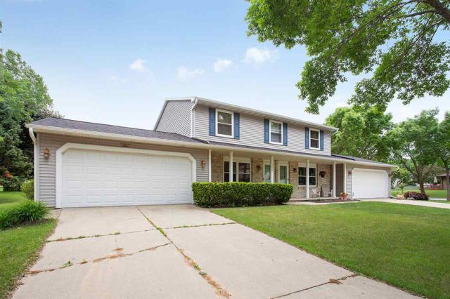 3081 Open Gate Trail, Green Bay, WI 54313 (#50185200) :: Dallaire Realty