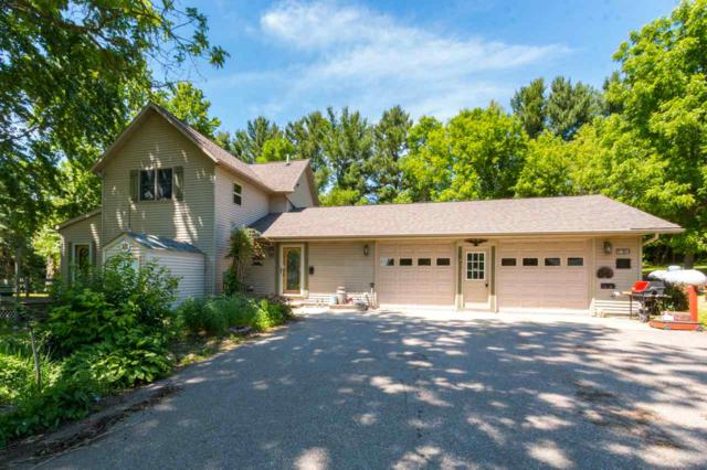 N3302 Hwy 152, Wautoma, WI 54982 (#50185225) :: Dallaire Realty