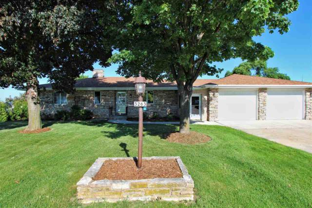 3263 Bay Settlement Road, Green Bay, WI 54311 (#50185358) :: Todd Wiese Homeselling System, Inc.