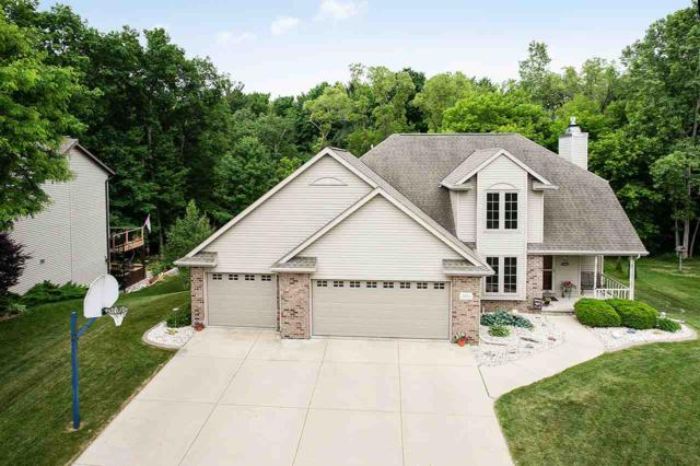2853 Baylite Drive, Green Bay, WI 54313 (#50185391) :: Dallaire Realty