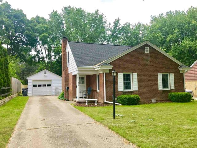 233 Taft Street, Green Bay, WI 54301 (#50185402) :: Dallaire Realty