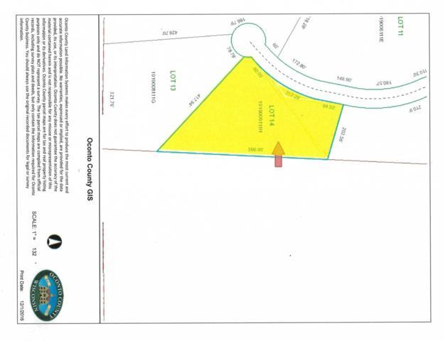 15706 Double B Lane, Mountain, WI 54174 (#50185447) :: Symes Realty, LLC