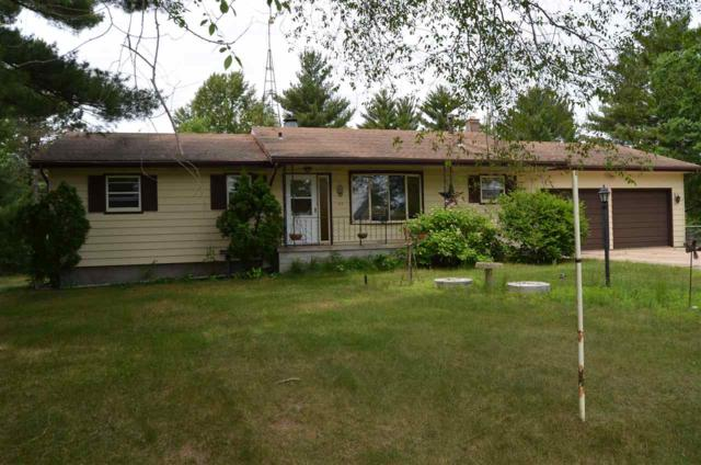 N2429 Hwy Y, Wautoma, WI 54982 (#50185546) :: Dallaire Realty