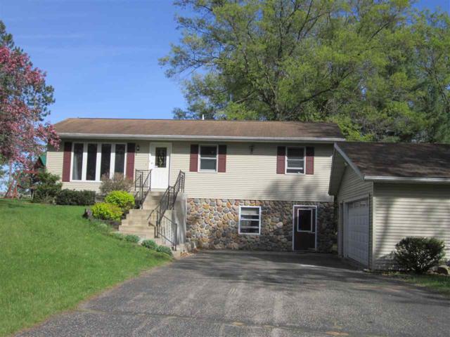 N6022 Old Lake Road, Shawano, WI 54166 (#50185618) :: Symes Realty, LLC
