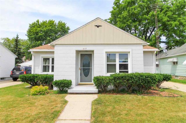 517 Thomas Street, Fond Du Lac, WI 54935 (#50185625) :: Symes Realty, LLC
