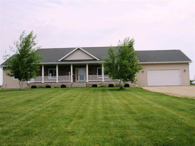 W1451 Cumberland Avenue, Berlin, WI 54923 (#50185664) :: Dallaire Realty