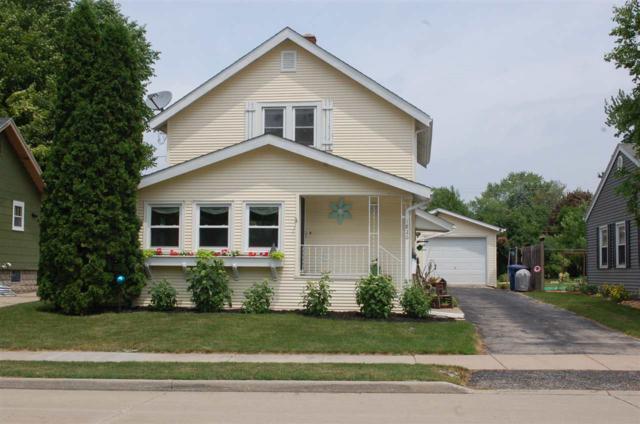 1826 Hollister Avenue, Oshkosh, WI 54901 (#50185734) :: Symes Realty, LLC