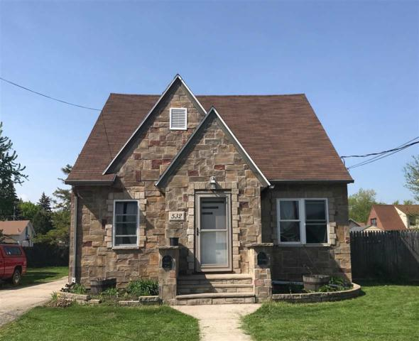 532 5TH Street, Menasha, WI 54952 (#50185740) :: Symes Realty, LLC