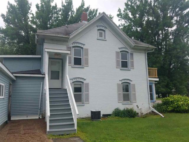 406 N Bridge Street, Manawa, WI 54949 (#50185767) :: Todd Wiese Homeselling System, Inc.