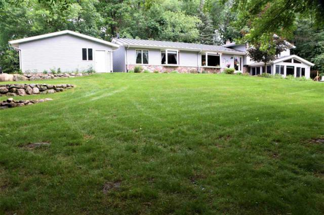 N3379 Bailey Street, Waupaca, WI 54981 (#50185780) :: Dallaire Realty