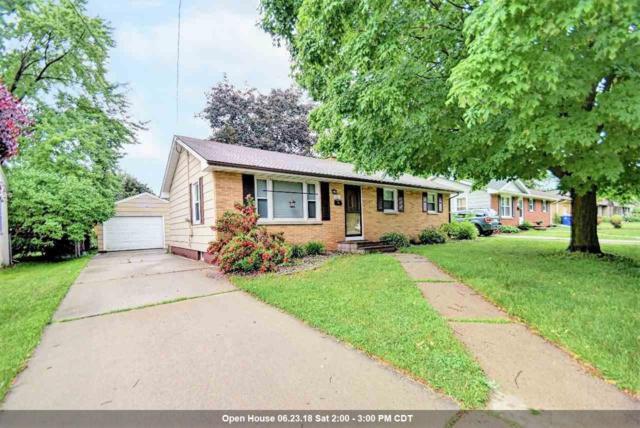 1671 9TH Street, Green Bay, WI 54304 (#50185797) :: Symes Realty, LLC