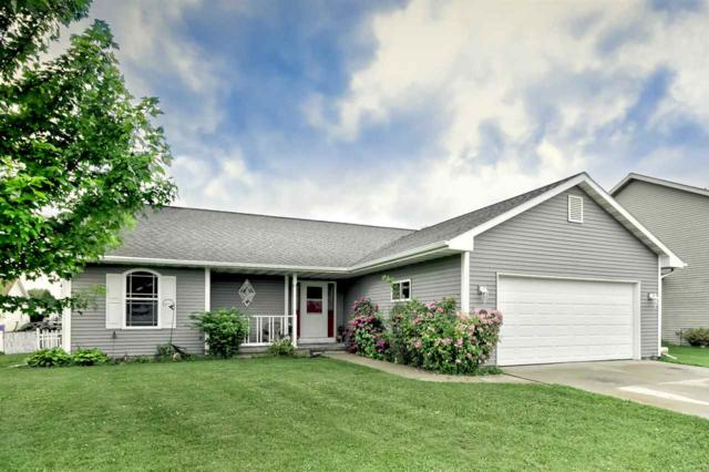 263 Goldenrod Drive, Omro, WI 54963 (#50185816) :: Symes Realty, LLC