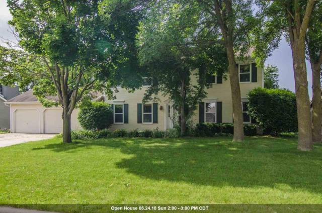 2237 W Roselawn Drive, Appleton, WI 54914 (#50185988) :: Dallaire Realty