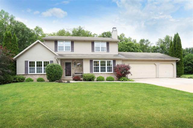 1415 Baytree Lane, Neenah, WI 54956 (#50185993) :: Dallaire Realty