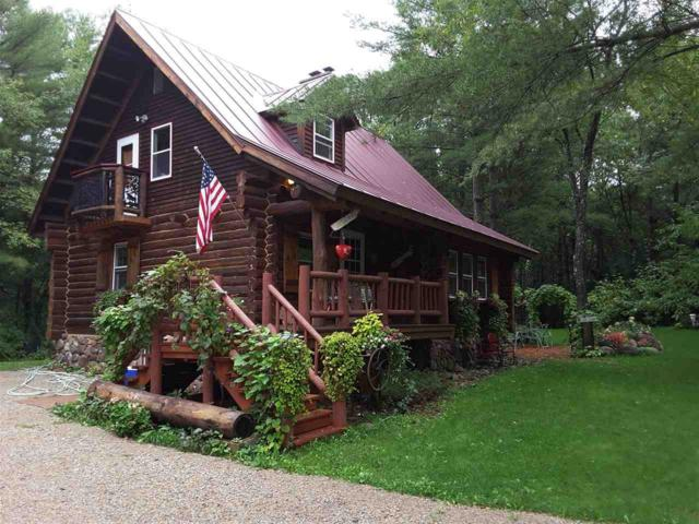 E1946 Silver Lake Road, Scandinavia, WI 54977 (#50186002) :: Dallaire Realty